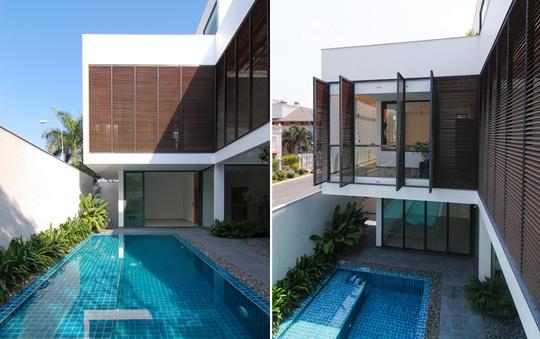 Resort thu nhỏ trong biệt thự ở Sài Gòn - Ảnh 9.