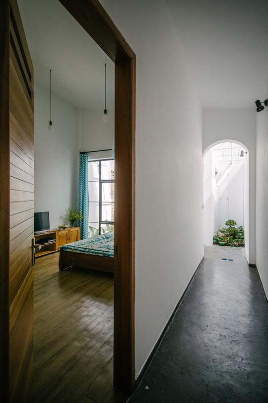 Căn nhà một tầng với thiết kế nổi bật - Ảnh 9.
