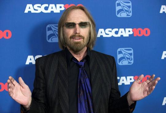 Biểu tượng nhạc rock Tom Petty đột tử tuổi 66 - Ảnh 2.
