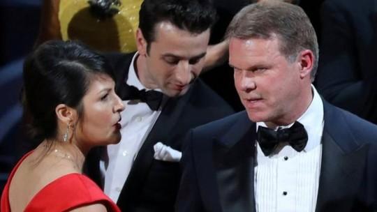 Hai đại diện công ty kiểm toán gây họa tại Oscar 89
