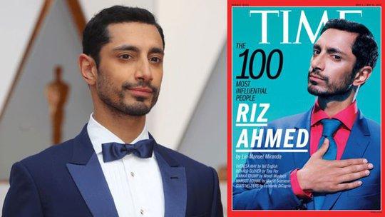 Nam diễn viên Riz Ahmed