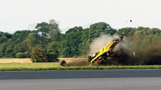 Ngôi sao truyền hình nhập viện khẩn vì tai nạn xe - Ảnh 3.