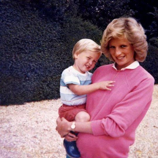 Cuộc nói chuyện cuối cùng của 2 hoàng tử Anh và mẹ - Ảnh 2.