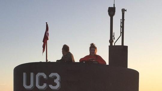 Chủ tàu ngầm ra tòa vì nữ nhà báo trên tàu mất tích bí ẩn - Ảnh 1.