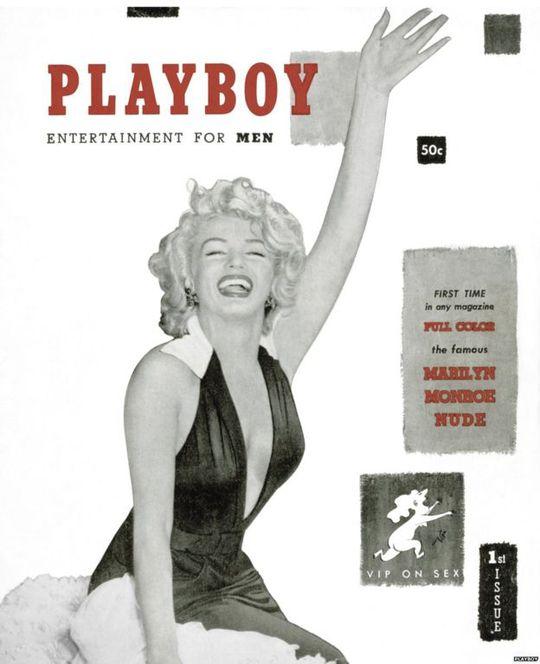 Ông trùm Playboy yên nghỉ cạnh Marilyn Monroe - Ảnh 2.
