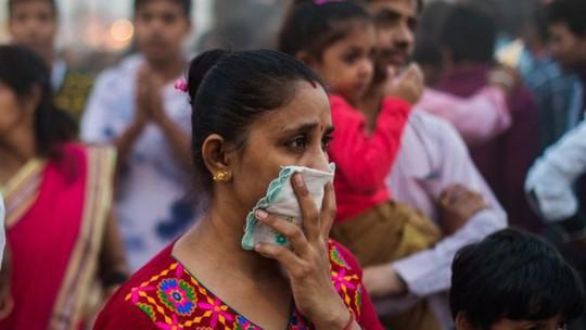 Ô nhiễm không khí giết chết 6,5 triệu người mỗi năm - Ảnh 1.