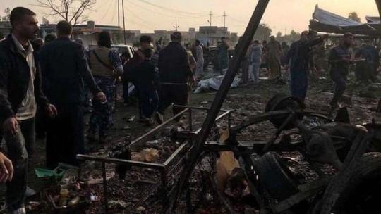 Hơn 60 người chết oan ở Iraq, Nigeria - Ảnh 1.