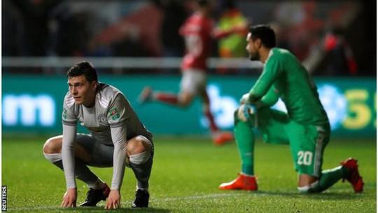 Mourinho: Bristol chỉ ăn may - Ảnh 1.