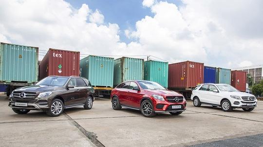 Chính phủ yêu cầu siết chặt xe ô tô nhập khẩu theo diện quà biếu