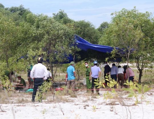 Vụ cháu bé mất tích ở Quảng Bình: Bị sát hại rồi mang xác phi tang? - Ảnh 1.