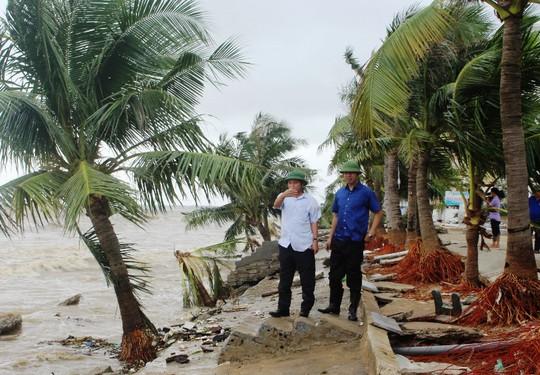Thanh Hóa phản hồi về thiệt hại 1.000 tỉ đồng trong bão số 10 - Ảnh 3.