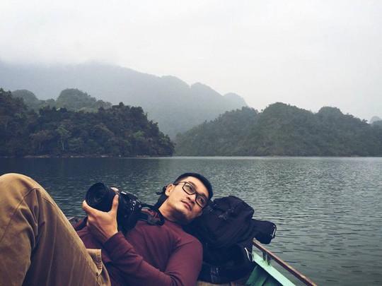 NSƯT Trương Minh Quốc Thái mê phim quên cả yêu đương - Ảnh 4.