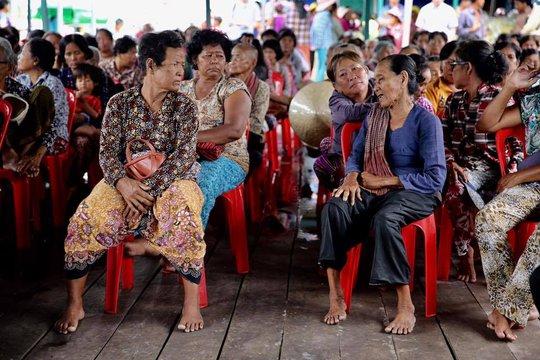 Cuộc sống cơ cực của Việt kiều tại Biển Hồ - Ảnh 3.