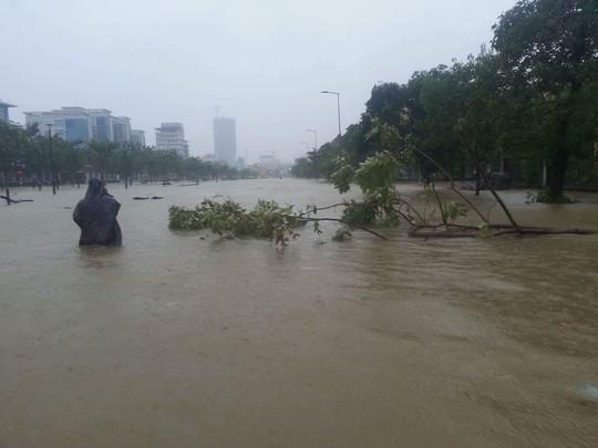 Thừa Thiên - Huế: Lũ trên sông Bồ sẽ vượt đỉnh lịch sử năm 1999 - Ảnh 2.