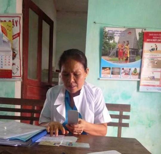 Trưởng Trạm y tế ăn bớt cả tiền phụ cấp của nhân viên - Ảnh 1.