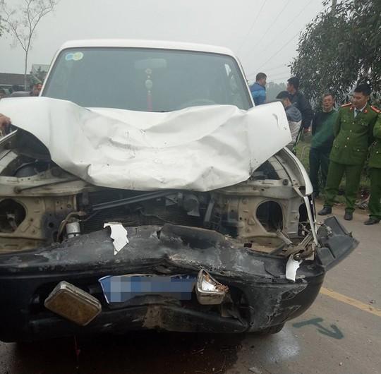 Từ đám cưới ra, 3 thanh niên tử vong trong tai nạn thảm khốc - Ảnh 1.