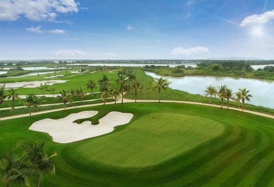 Vingroup đưa vào hoạt động sân golf lớn nhất trong hệ thống sân golf trên đảo của tập đoàn - Vinpearl Golf Hải Phòng