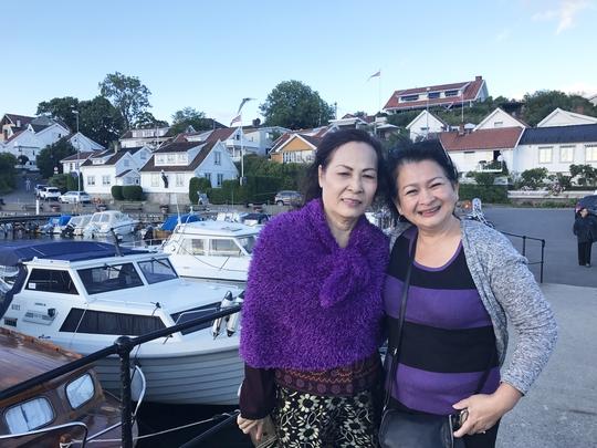 Đến Na Uy, ghé thăm 3 nàng tiên cá - Ảnh 2.