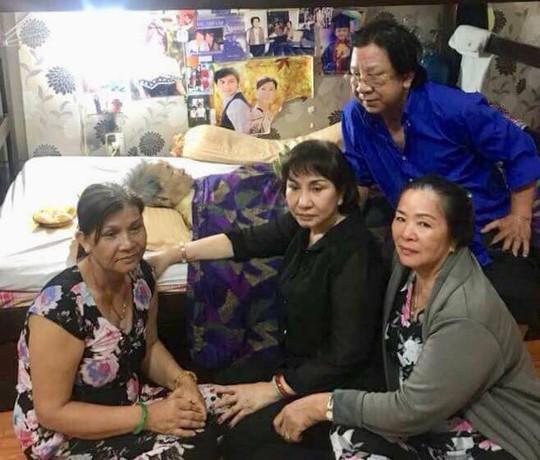 Thọ tang mẹ, nghệ sĩ Kiều Tiên bật mí chuyện gia đình - Ảnh 2.