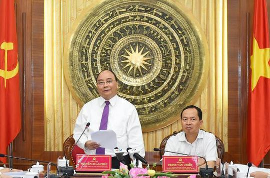 Thủ tướng: Thanh Hóa là một Việt Nam thu nhỏ - Ảnh 3.