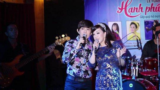 Ca sĩ Lê Tuấn háo hức trở lại sau 10 năm xa nghề - Ảnh 4.