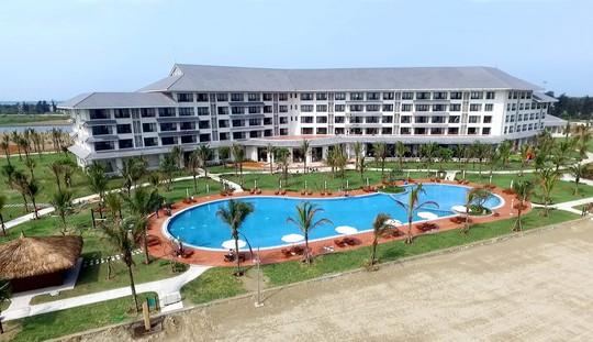 Vinpearl Cửa Hội Resort & Villas Cửa Hội sẽ góp phần phát triển du lịch tỉnh Nghệ An nói riêng và miền Trung nói chung