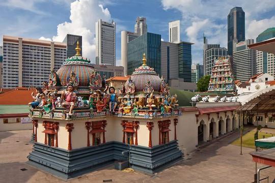 Khám phá hai ngôi đền Ấn Độ lớn tại Singapore - Ảnh 10.
