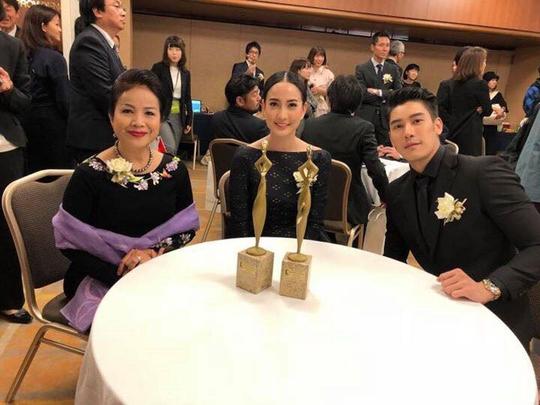 NSƯT Minh Trang xúc động nhận giải tại Liên hoan phim truyền hình quốc tế Tokyo 2017 - Ảnh 3.