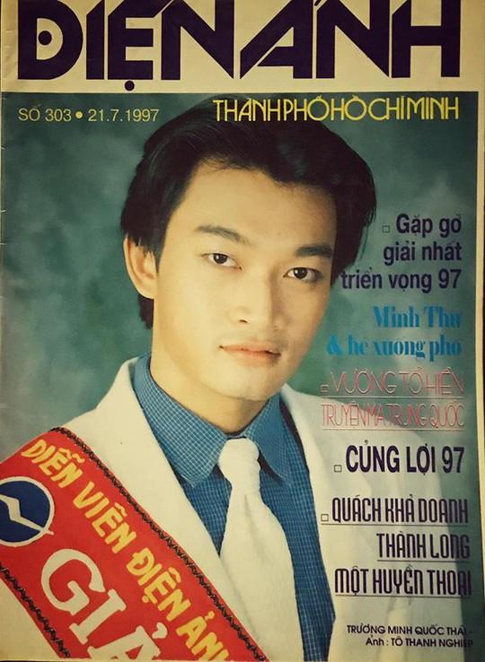 NSƯT Trương Minh Quốc Thái mê phim quên cả yêu đương - Ảnh 3.