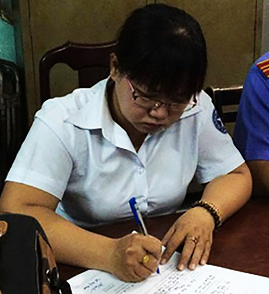 Nhân viên thi hành án bị tố chiếm đoạt hơn 180 triệu đồng - Ảnh 1.
