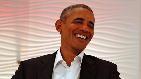 Ông Obama giỏi kiềm chế sau khi rời Nhà Trắng - Ảnh 1.