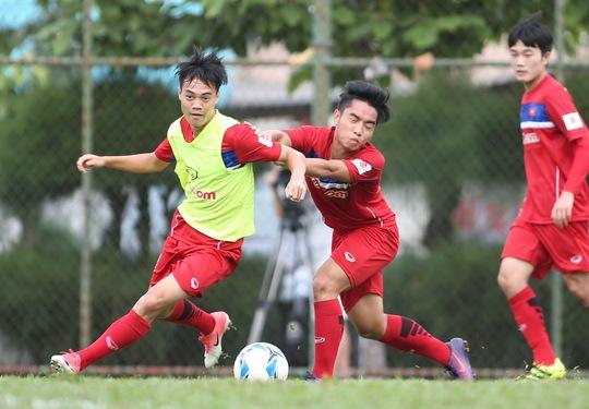 U23 Việt Nam - Timor Leste 4-0: Công Phượng tỏa sáng - Ảnh 2.