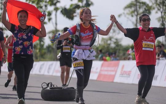 Những hình ảnh đẹp của ngày chạy đoàn kết - Ảnh 4.