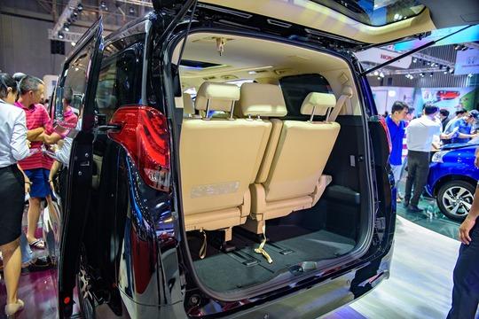 Toyota Alphard - chuyên cơ mặt đất vừa ra mắt có gì? - Ảnh 13.