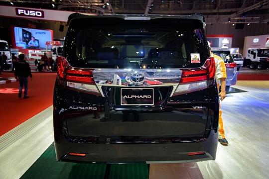 Toyota Alphard - chuyên cơ mặt đất vừa ra mắt có gì? - Ảnh 5.