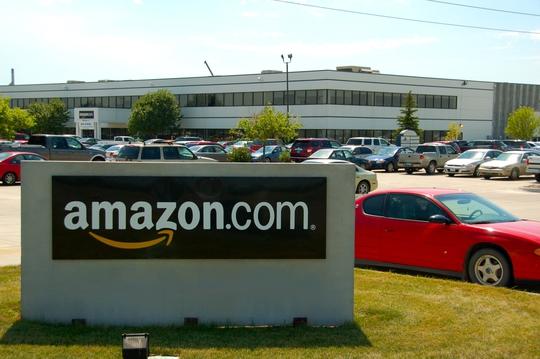 Amazon là công ty sáng tạo hàng đầu hiện nay.