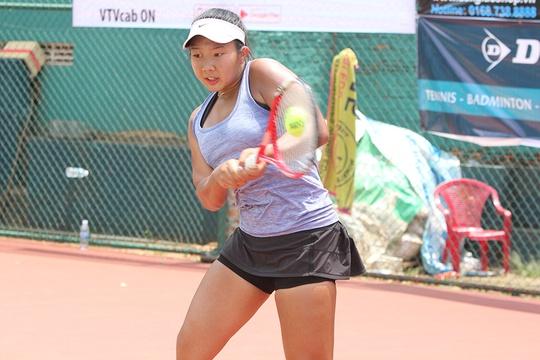 Tay vợt Việt kiều Andrea Lê