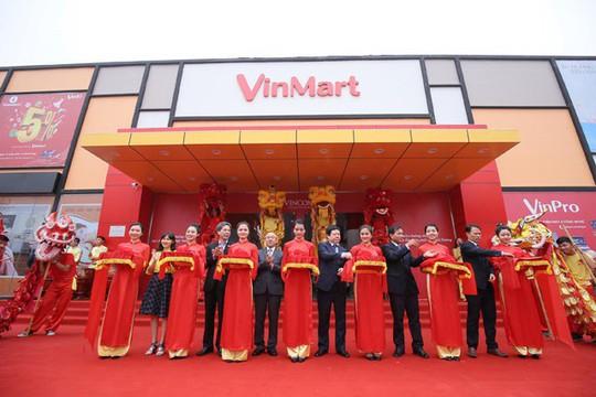 Hệ thống bán lẻ của Tập đoàn Vingroup đạt top 2 trong tâm trí người tiêu dùng Việt - Ảnh 1.