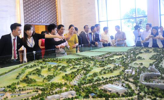 1.000 khách dự lễ công bố quy hoạch khu vực phát triển mới của Quy Nhơn - Ảnh 1.