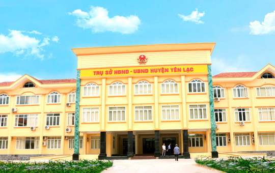 Chủ tịch huyện ở Vĩnh Phúc bất ngờ xin nghỉ việc - Ảnh 1.