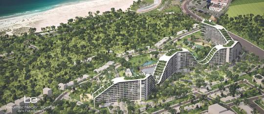 FLC khởi công khách sạn The Coastal Hill 1.500 phòng - Ảnh 1.