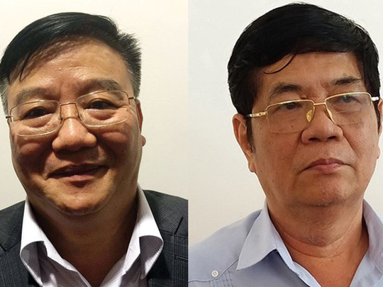 Ban Bí thư cách chức ông Nguyễn Phong Quang - Ảnh 1.