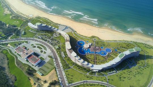 FLC sắp giới thiệu bất động sản nghỉ dưỡng tại Singapore - Ảnh 1.