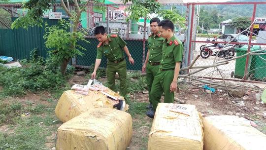 Phát hiện hơn 1.200 kg sụn gân gà không rõ nguồn gốc - Ảnh 1.