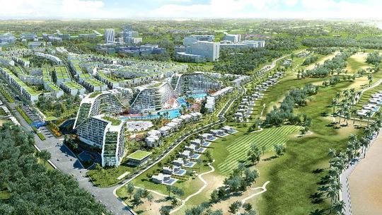 Khu nghỉ dưỡng đầu tiên đạt tiêu chuẩn xanh LEED bên bờ biển Quy Nhơn - Ảnh 2.