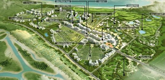 1.000 khách dự lễ công bố quy hoạch khu vực phát triển mới của Quy Nhơn - Ảnh 2.