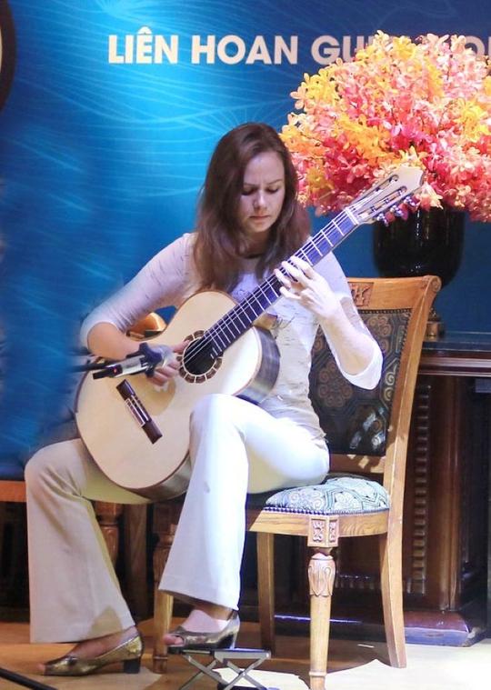 Anh tài hội tụ tại liên hoan guitar quốc tế Hà Nội - Ảnh 2.