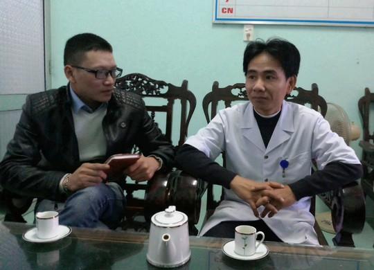 Sở Y tế Quảng Bình chỉ đạo làm rõ vụ bé trai tử vong ở bệnh viện - Ảnh 2.