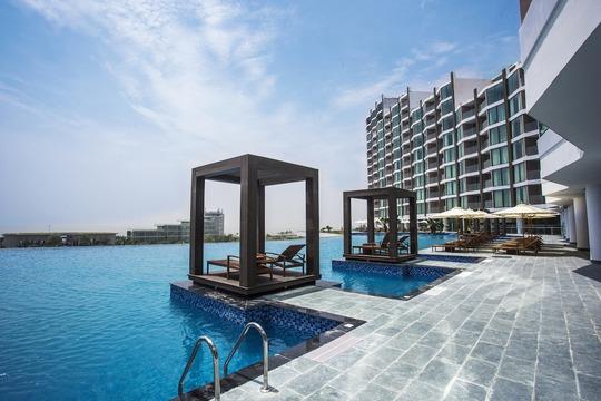 """Khai trương FLC Grand Hotel, Sầm Sơn bùng nổ trong đại tiệc lễ hội """"Make it Grand"""" - Ảnh 2."""