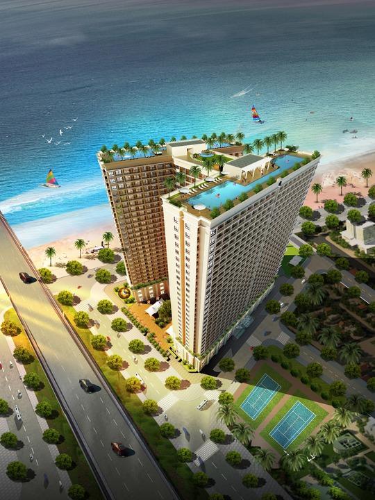 Khách TP HCM hào hứng với bất động sản Đà Nẵng - Ảnh 2.